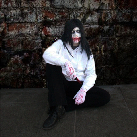 Jeff The Killer (You must be kidding?)