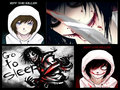Jeff the killer <3