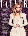 Jem Mitchell for Tatler UK August 2013  - clemence-poesy photo