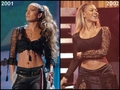Copycat: Beyonce copies Jennifer Lopez [JLo 2001 vs Beyonce 2002] - jennifer-lopez fan art