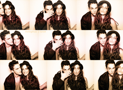 michael trevino jessica lowndes dating Can you name the can you name the 90210 characters jessica stroup: jessica lowndes: michael steger: michael trevino: mekia cox.
