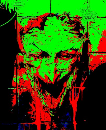 Free Comic Book Day Wallpaper: DC Comics Images Joker/Darkseid/Guy HD Wallpaper And