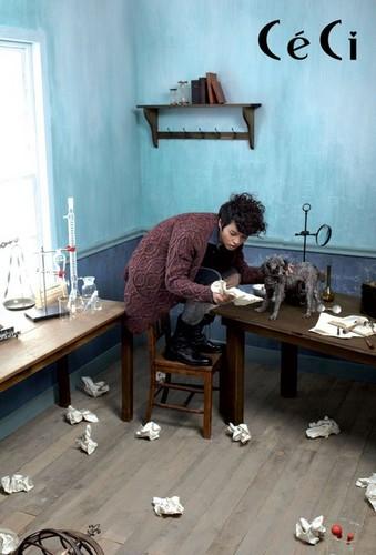 Joo Won - Ceci Magazine - Excuse Me
