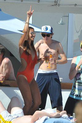 July 7th - Niall Horan At Ocean playa Club In Marbella, Spain