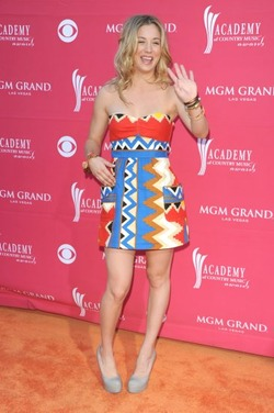 Kaley Cuoco wallpaper probably with hot pants and a playsuit entitled Kaley <3