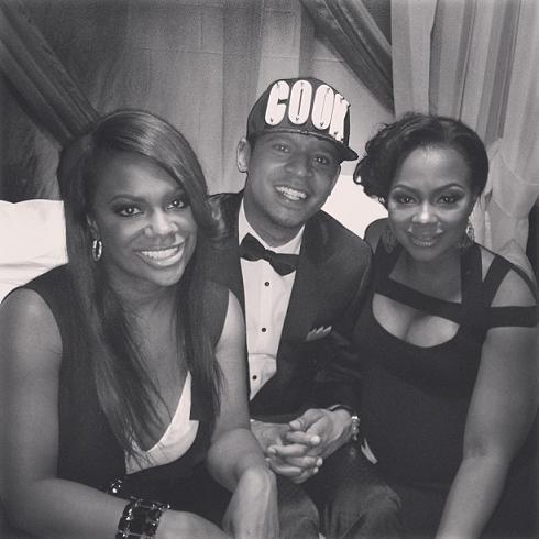Kandi, Roble, & Phaedra