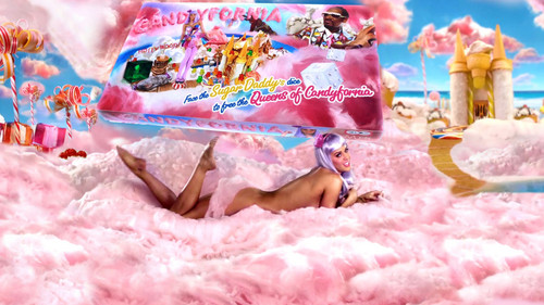Katy Perry California Gurls (Featuring Snoop Dogg)