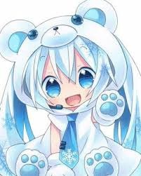 Kawaii Anime wallpaper entitled Kawaii Chibi