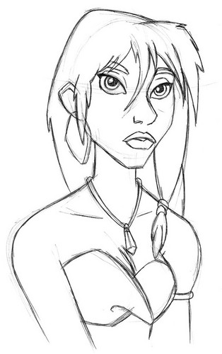 atlantis kida coloring pages - Google Search | Disney coloring ... | 500x314