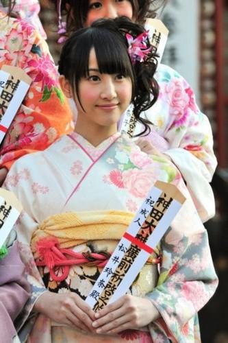 кимоно AKB48