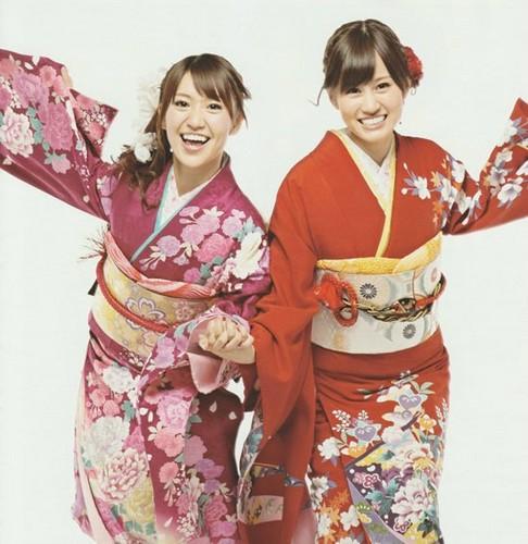kimono akb48