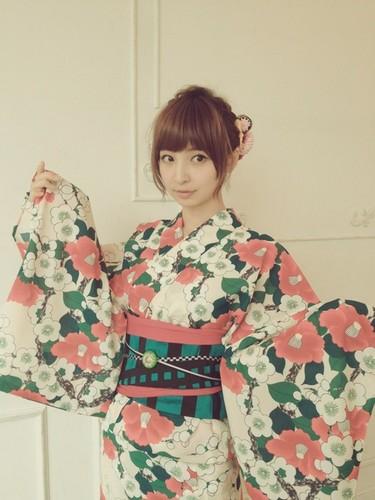 chimono, kimono Akb48