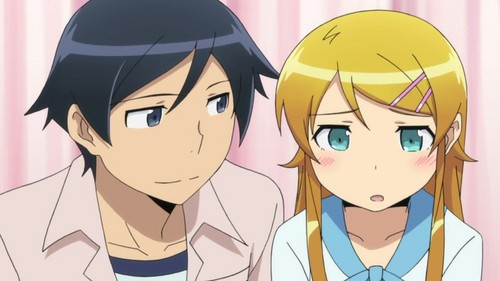 Kirino and her brother