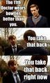 LOL! :D ❤