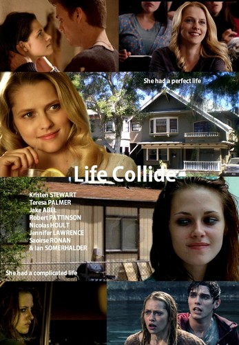 Life collide Poster