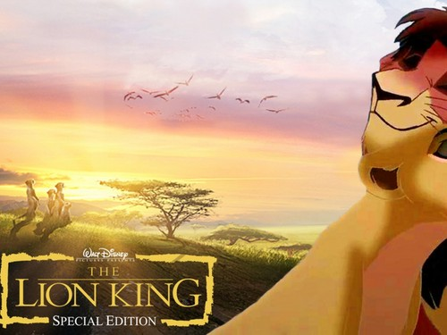 Lion King wolpeyper