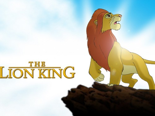 Lion King fondo de pantalla