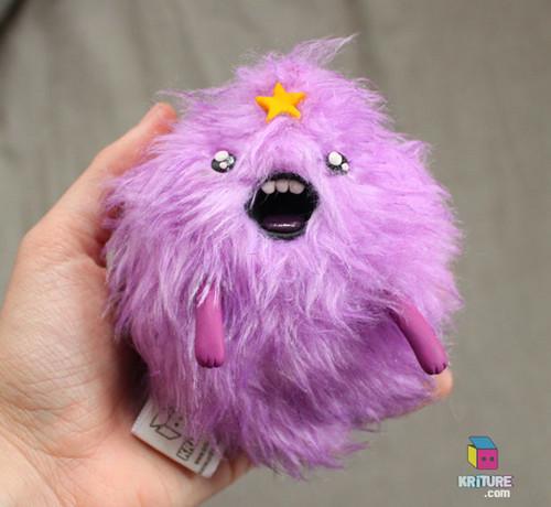 Lumpy Space Princess squeaker plush