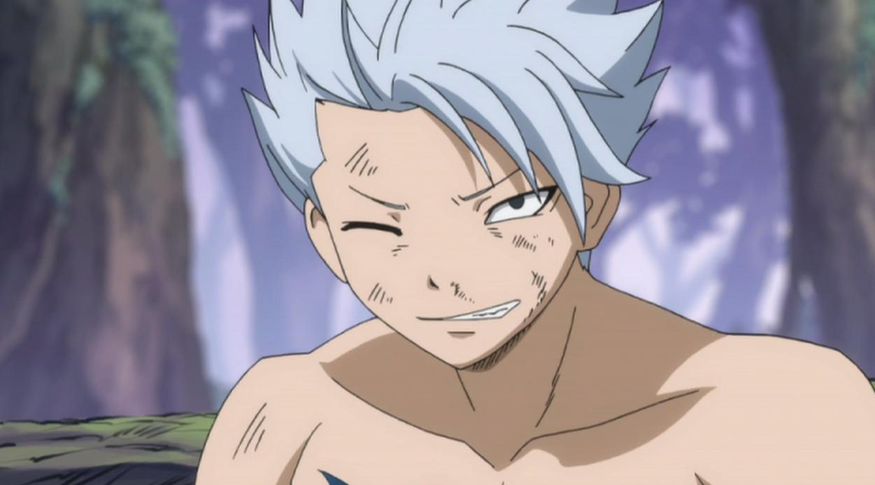 Fairy tail lyon vastia