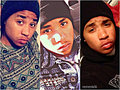 MY BABY ROC IS SO SEXXY - roc-royal-mindless-behavior wallpaper