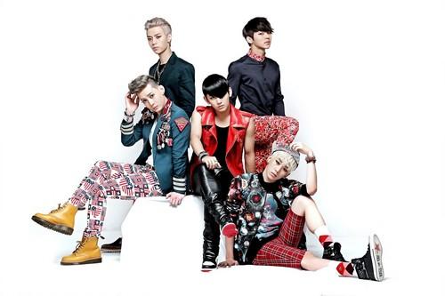 MYNAME 1st Mini Album Promo
