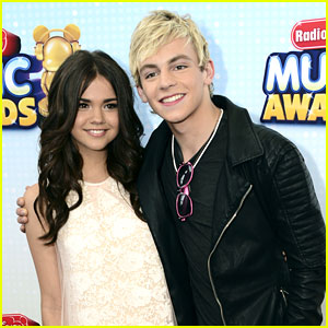 Maia and Ross