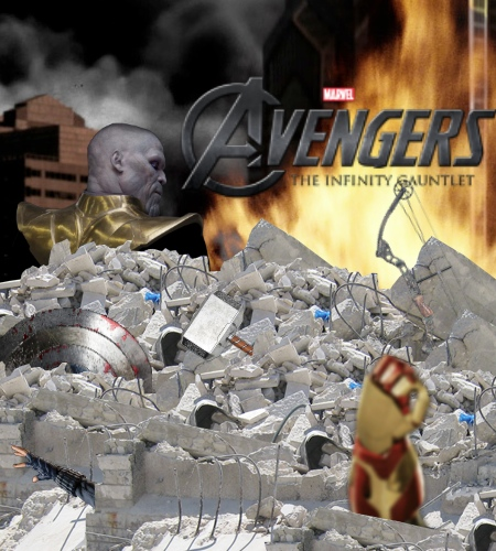 Marvel's The Avengers 2 teaser poster