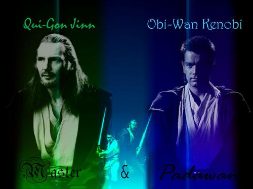 Master & Padawan