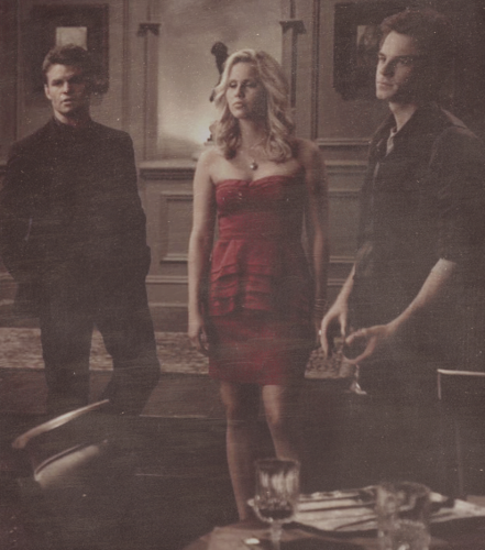 May i introduce you - The Mikaelsons