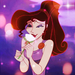Megara - disney-females icon