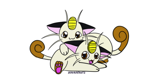Meowth Kitties