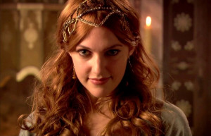 Meryem as Hurrem