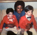 Michael And The Casio Brothers - michael-jackson photo
