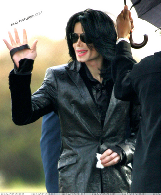 Michael In Japan Back In 2007