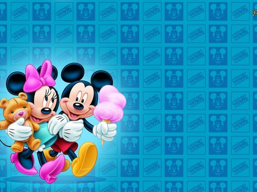 disney wallpaper entitled Mickey mouse and friends wallpaper