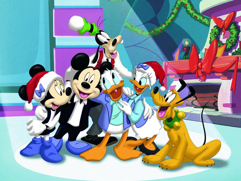 Mickey माउस and फ्रेंड्स वॉलपेपर