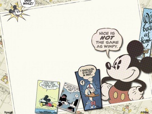 Disney wallpaper containing Anime entitled Mickey topo, mouse and Friends wallpaper