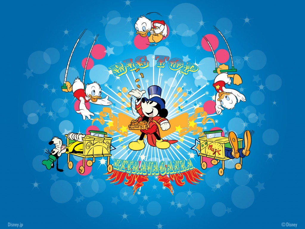 Mickey Mouse and Friends Wallpaper  Disney Wallpaper 34968476