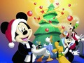 disney - Mickey Mouse and Friends Wallpaper wallpaper