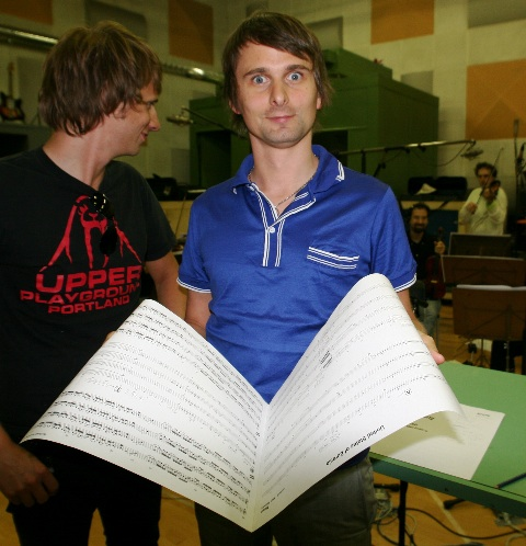 Muse is melting the big freeze in our hearts♥