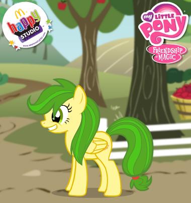 My OC, सेब Pie