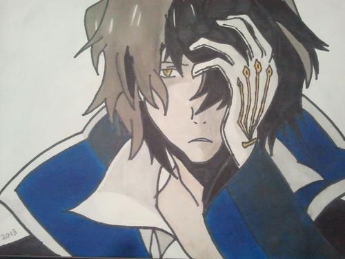 My Pandora Hearts drawings~