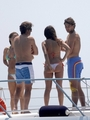 Nadal and hot girl with sexy ass ! - tennis photo