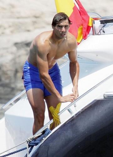 Nadal hot body 2013