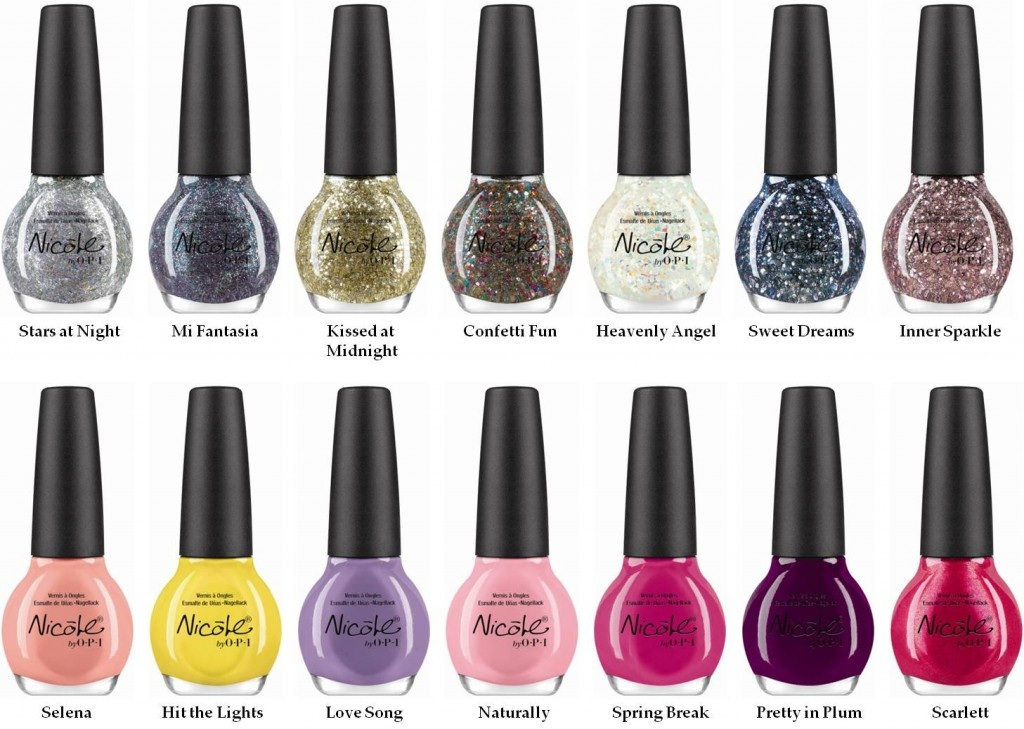Selena Gomez Nail Polish Collection images Nail Polish Colors HD ...