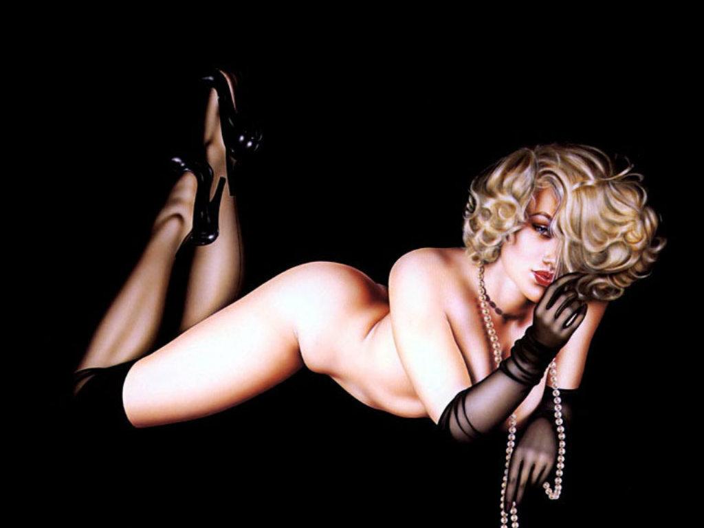 Naked girl 3