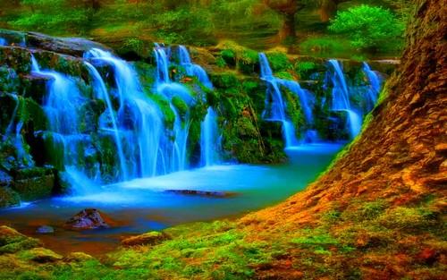 картинка на рабочий стол природа водопады № 501936 без смс