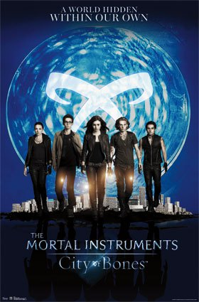 Mortal Instruments wallpaper possibly with a concert called New TMI Merchandise!