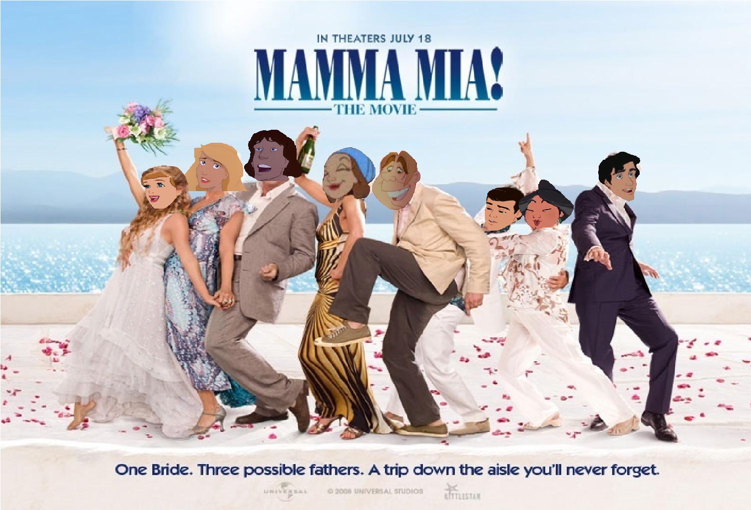 Non/Disney Mamma Mia