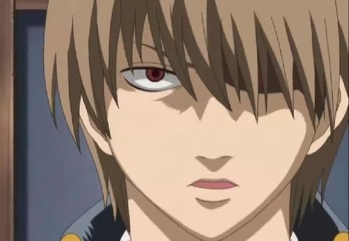 Okita Sougo<3 (My fave character in Gintama)